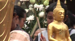Chiang Mai - stock footage