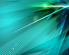 Green abstract background, vj, PAL Stock Footage