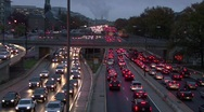 Stock Video Footage of Traffic in Washington DC in HD Tons of Cars Driving