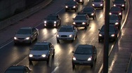 Traffic in Washington DC in HD Tons of Cars Driving Stock Footage