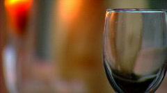 White Wine 439 Stock Footage