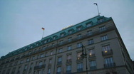 Stock Video Footage of HD1080p Berlin Hotel Adlon