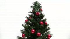 Christmas tree loop V1 - HD  Stock Footage
