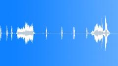 Electronic Safe Keypad and Locking Bolt - sound effect