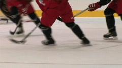Hockey - stock footage