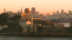 Alcatraz island, #1 Stock Footage