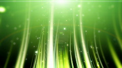 Flowing magic grass loop Stock Footage