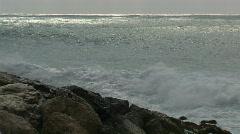 Mediterranean sea. Stock Footage