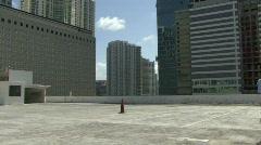 Uros ja naaras rakennusalan työntekijät sivuston Arkistovideo