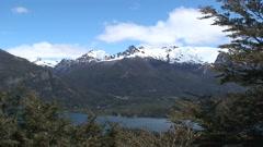 Bariloche, Argentina - stock footage