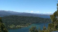 Bariloche, Argentina Stock Footage