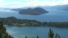 Bariloche, Argentina Stock Footage