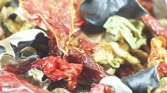 Vegetables Stock Footage