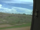 Stock Video Footage of Taking off in bush plane in Africa