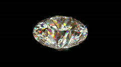 Shiny Diamond - stock footage