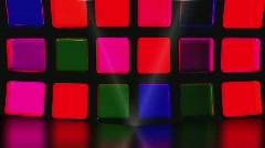 Disco stage HD1080 Stock Footage