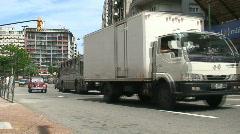 Montevideo, Uruguay - stock footage