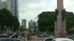 Montevideo, Uruguay Stock Footage