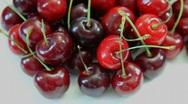 Stock Video Footage of Cherries