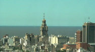 Stock Video Footage of Montevideo, Uruguay