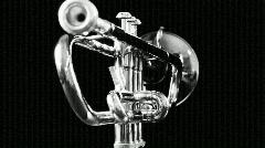 trumpet05 - stock footage