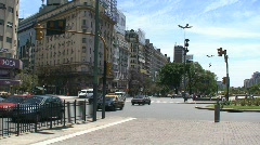 Buenos Aires, Argentina - stock footage