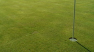 Golf Sink - Wide Stock Footage