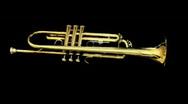 Trumpet10 Stock Footage