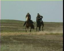Horsemen Stock Footage