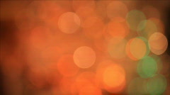BLUR DOTS Stock Footage