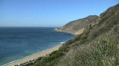 Stock Video Footage of California Coast