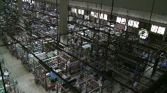 Jim Thompson silk factory Stock Footage