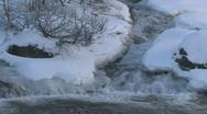 Kamchatka, winter Stock Footage