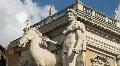Roman Statue Footage