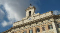 Montecitorio, Rome. HD Footage