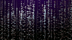 Drop matrix motion background Ms1354 Stock Footage