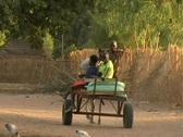 Stock Video Footage of Senegal Kids 3