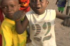 Senegal Kids 2 - stock footage
