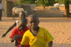 Senegal Kids 1 - stock footage