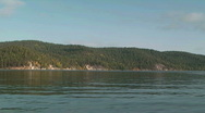 Baikal lake Stock Footage