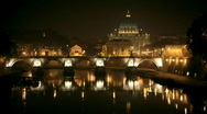 Stock Video Footage of Vatican timelapse