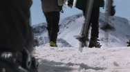 Stock Video Footage of Ready to ski