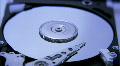 Hard Disk Drive closeup 1 HD Footage