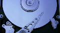 Hard Disk Drive closeup 5 Footage
