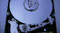Hard Disk Drive closeup 6 Zoom Footage