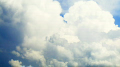 Clouds time lapse highdef - stock footage