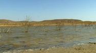Waves on Lake Stock Footage