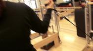 Pilates HD Stock Footage