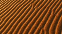 Coral Pink Sand Dunes Stock Footage