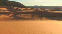 Coral Pink Sand Dunes 2 Stock Footage